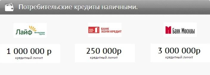 Хоум кредит банк на звенигородской